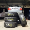 DUNLOP LM704 195/55r15 ปี16