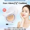 แป้งน้ำแร่ ขั้นเทพ Face Glow CC Cushion by Secret Kiss
