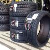 YOKOHAMA ADVAN FLEVA V701 255/30R19 เส้น 9800 บาท ปี16