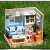DIY mini room - ห้องนั่งเล่น pastel