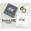 AIRI Platinum Japanese Pressed Puff Powder SPF 10 PA++