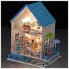 DIY Seaside Villa .. . บ้านพักตากอากาศริมทะเล หน้าบ้านมี 3 แบบให้เลือกค่ะ
