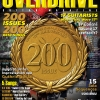 OVERDRIVE GUITAR MAGAZINE 200