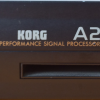 Vintage Korg A2 Performance Signal Processor Guitar Effect Owned by Ohm Chatree Kongsuwan
