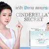 ซิลเดอเรลล่า ซีเครท สโนว์ (Cinderella Secret Snow Cap) อาหารเสริมเพื่อผิวขาว