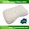 หมอนยางพารา รุ่น Knobby Heart Pillow