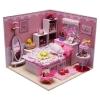 DIY Sweet Pinky Bedroom .. . ห้องนอนสาวหวาน