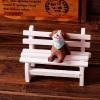 Mini Wood Chair - เก้าอี้ไม้จิ๋ว