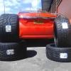 FALKEN RT615K (Soft) 295/40-18 เส้น 10500 บาท