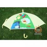 Pooh,ร่มเด็ก,กันแดด+กันฝน,สีเหลือง,ขนาด 82 cm.,สะดวกพกพา,ร่ม,ของใช้เด็ก