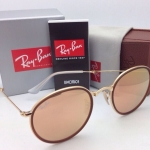 Ray-Ban RB3517 001/Z2 Folding Round