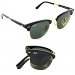 RayBan RB2176 901 Clubmaster Folding 51mm