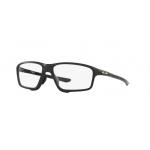 Oakley OX8080 808007 CROSSLINK ZERO SATIN BLACK Clear