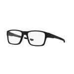 Oakley OX8095 809501 SPLINTER SATIN BLACK Clear