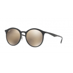 Ray Ban RB4277F 601/5A BLACK Light Brown Mirror Gold