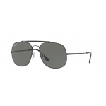 Ray Ban RB3561 002/58 BLACK Polarized Greeen