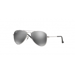 Ray Ban RJ9506S 212/6G SHINY SILVER Grey Silver Mirror