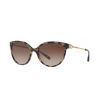 Michael Kors MK2052F 329213 BROWN GREY TORT Smoke Gradient