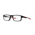 Oakley OX8066 806608 SATIN BLACK Demo Lens