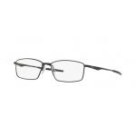 Oakley OX5121-01 Titanium BLACK Clear