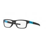 Oakley OX8091 809104 SATIN BLACK Clear