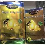 Auswelllife Royal Jelly 2,180 mg. (60 เม็ด)