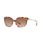 Michael Kors MK2052F 315513 PEACH TORTOISE/ROSE GOLD Brown Gradient