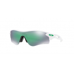 Oakley OO9206-43 RADARLOCK PATH POLISHED WHITE Prizm Jade