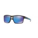 Oakley OO9269 926918 MATTE GREY SMOKE AERO Prizm Sapphire