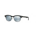 Ray Ban RJ9050S 100S30 MATTE BLACK Grey Flash