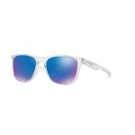 Oakley OO9340-05 POLISHED CLEAR Sapphire Iridium Polarized