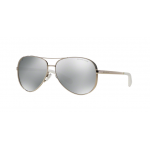 Michael Kors MK5004 1001Z3 Silver Mirror Polarized