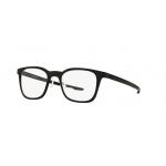 Oakley OX8093-01 MILESTONE 3.0 SATIN BLACK Clear