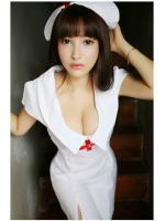 ชุดพยาบาลสีขาว NU-015