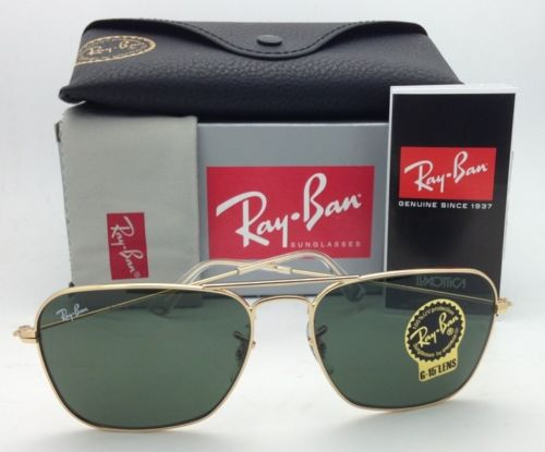Ray Ban RB3136 001 Caravan 58mm