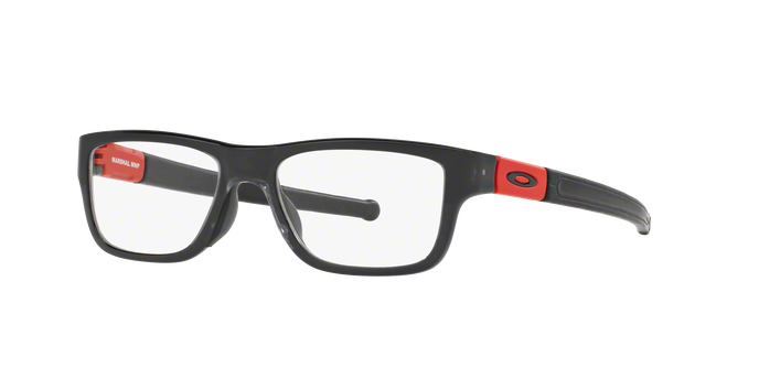 Oakley OX8091-03 POLISHED BLACK INK Clear