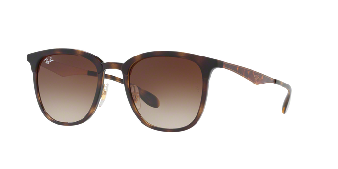 Ray Ban RB4278 628313 HAVANA/MATTE HAVANA Brown Gradient