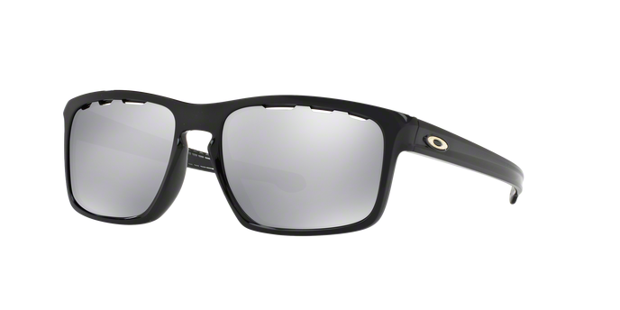 Oakley OO9269 926912 POLISHED BLACK Chrome Iridium Vented