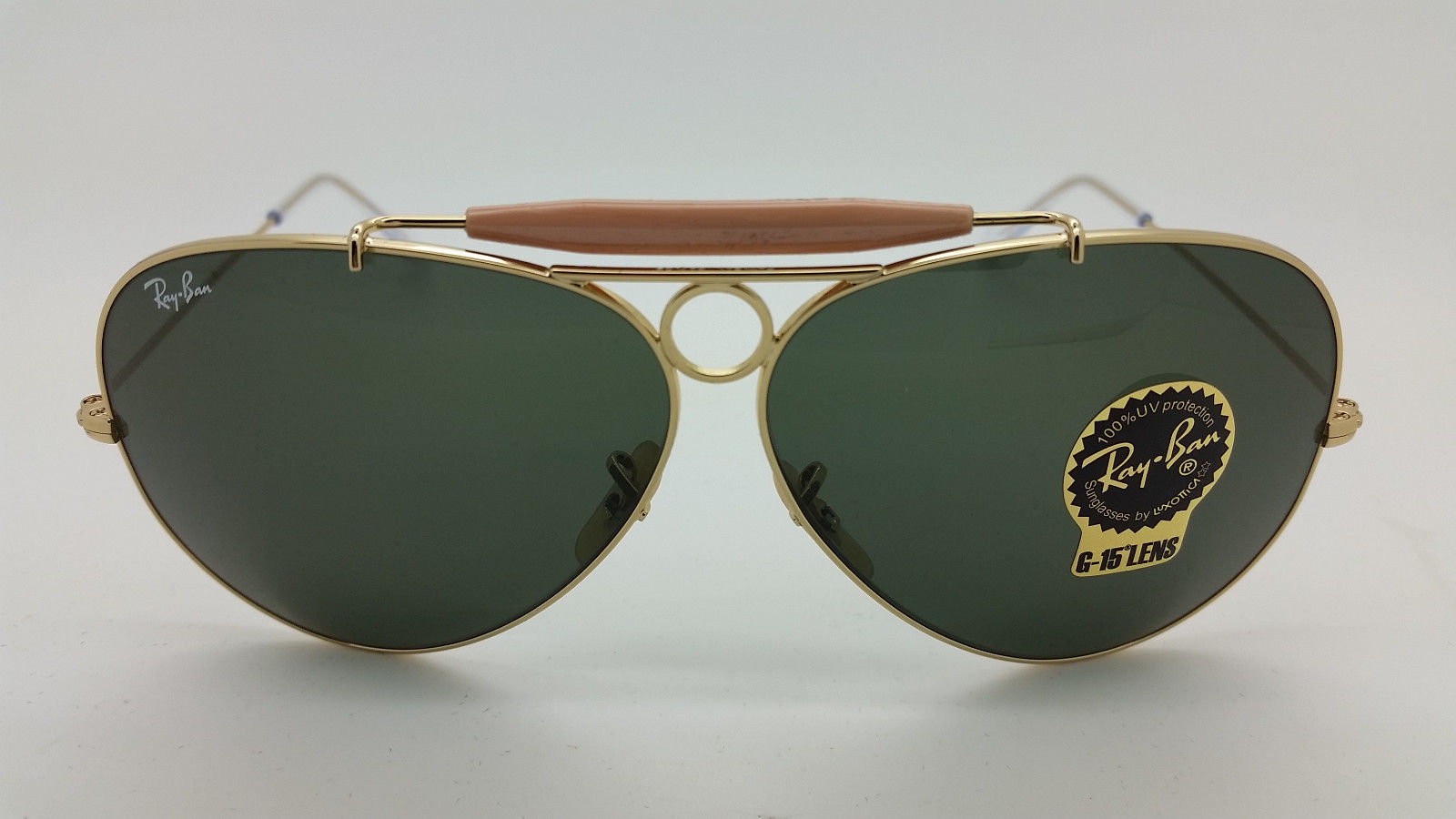 2a7d4f34f3 Ray Ban Aviator Shooter Rb3138 001