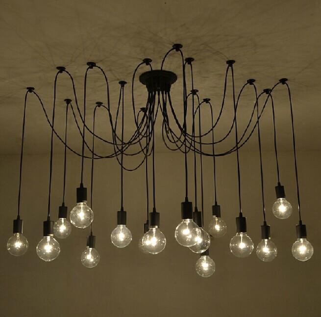 โคมไฟติดเพดาน รุ่น 20 Bulb Chandelier (C0820)