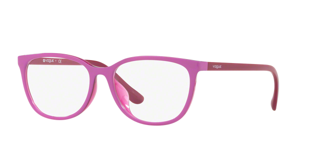 Vogue VO5192D 2595 TOP CYCLAMEN/TRANSP VIOLET Demo Lens