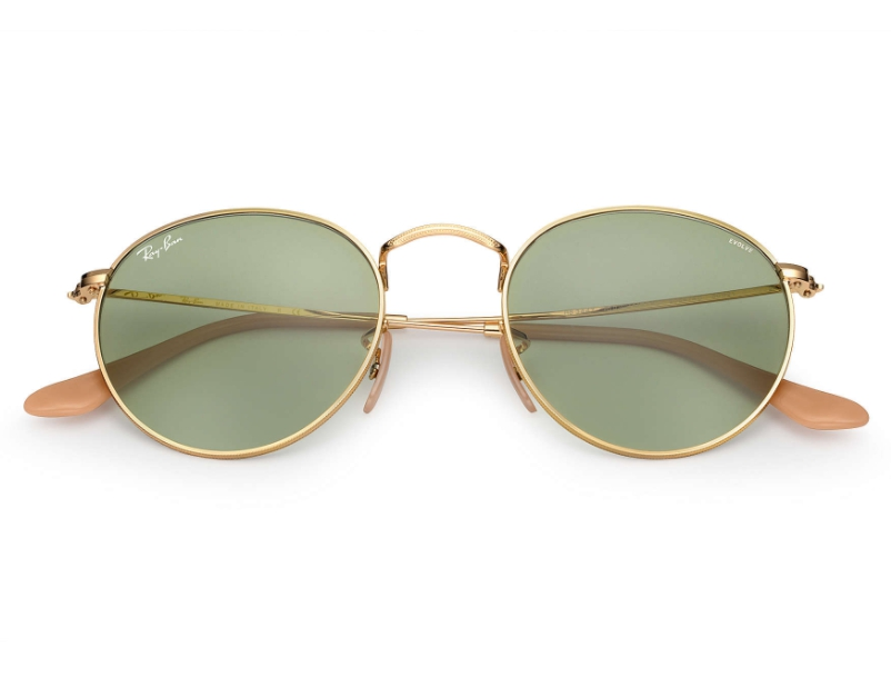 Ray-Ban Round Evolve RB3447 90644C Green (New arrival)