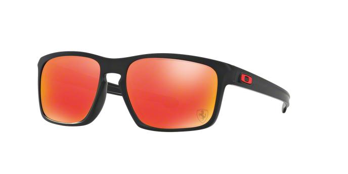 Oakley OO9269-07 MATTE BLACK Ruby Iridium