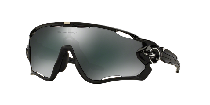 OAKLEY OO9270-01 JAWBREAKER POLISHED BLACK ฺBlack Iridium