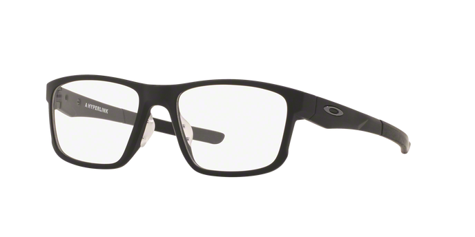 Oakley OX8051 805101 SATIN BLACK Clear