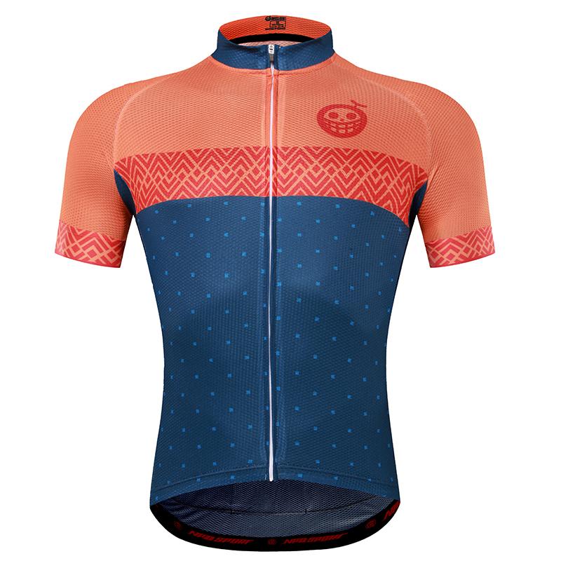 เสื้อปั่นจักรยานแขนสั้นแบรนด์ MELON : ML1701090