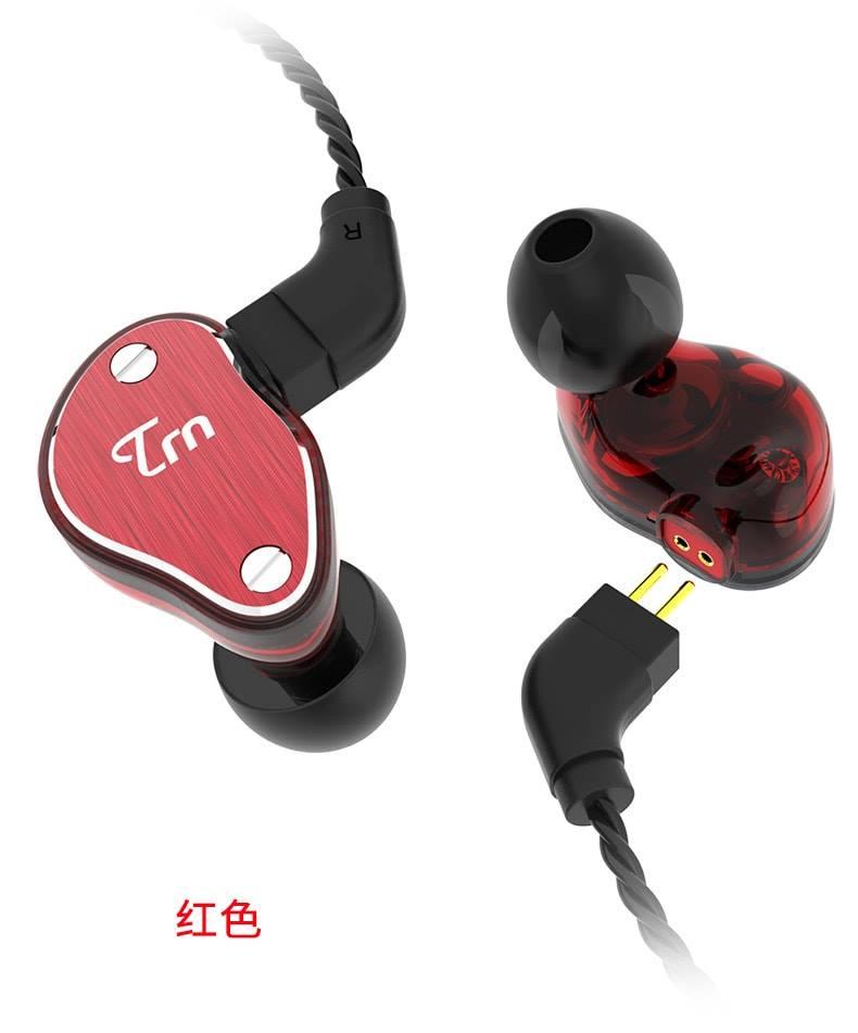 TRN V60 สีแดง