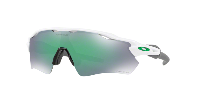 Oakley OO9208 920871 POLISHED WHITE Prizm Jade