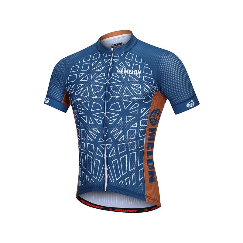 เสื้อปั่นจักรยานแขนสั้นแบรนด์ MELON : ML1701240