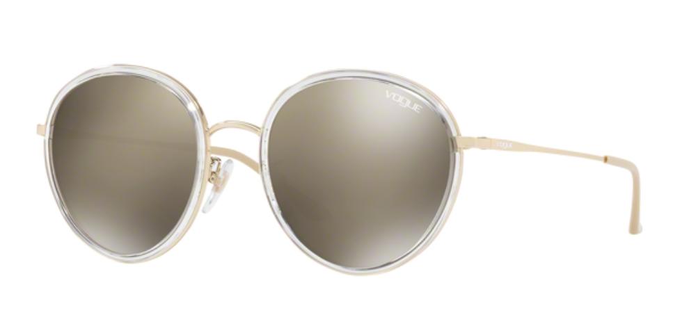 Vogue VO4065SD 848/5A light brown mirror
